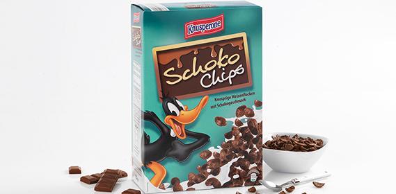 Schoko Chips, Februar 2013