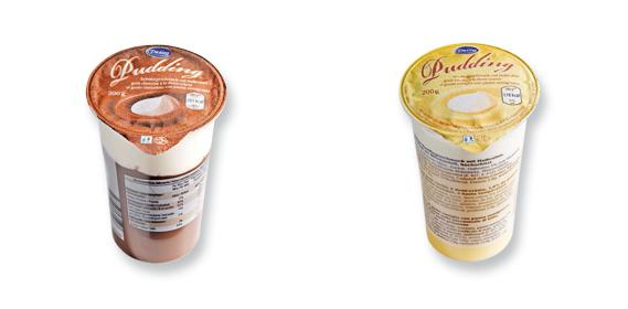 Schoko-Pudding, Februar 2012