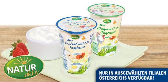 Schafmilch-/Ziegenmilch-Joghurt, M�rz 2012