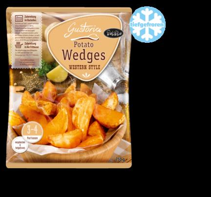 Potato Wedges Western Style, Oktober 2016