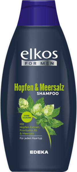 Shampoo Men Intensive, Dezember 2017