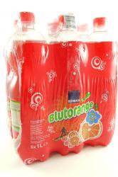 Premium Limonade Blutorange, 6 x 1 l, Februar 2012