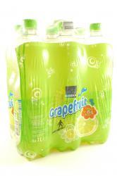 Premium Limonade Grapefruit-Zitrone, 6 x 1 l, Februar 2012