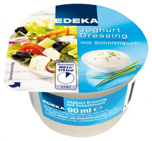 Dressing Joghurt, Januar 2018
