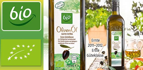 Oliven-Öl, nativ extra, Mai 2012