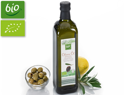 Oliven-Öl, nativ extra, Februar 2014