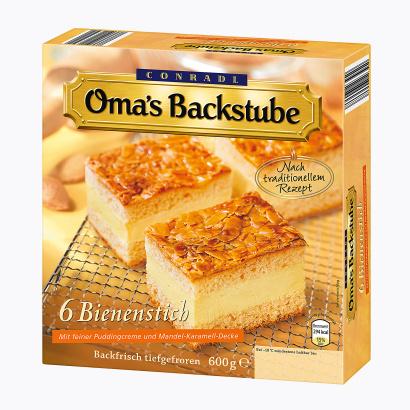 Conradl Oma S Backstube Feine Kuchenstucke Von Aldi Nord
