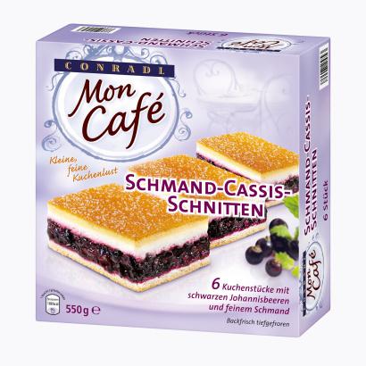 Conradl Mon Cafe Blechkuchen Kuchen Schnitten Von Aldi Nord