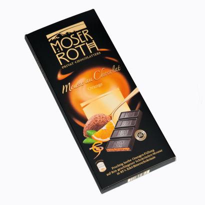 Mousse au Chocolat Schokolade, Februar 2012