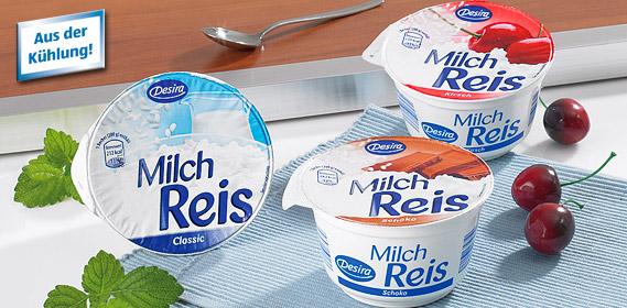 Milchreis, Oktober 2010