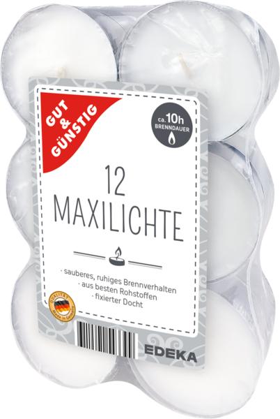 Maxilichte, Dezember 2017