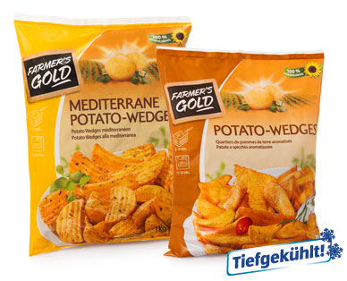 Potato Wedges, Oktober 2014