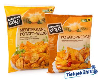 Potato Wedges, Oktober 2014