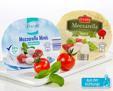 Mozzarella Minis, Juni 2014
