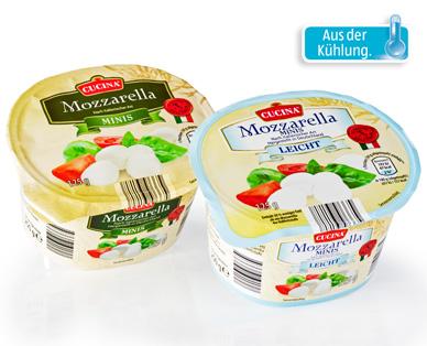 Mozzarella Minis, Mai 2015