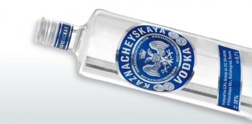 Orig. Russischer Vodka, Februar 2012