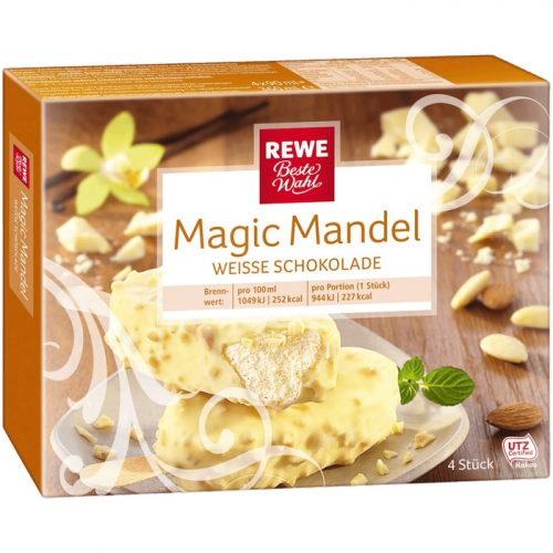 Magic Mandel - Stieleis, M�rz 2017