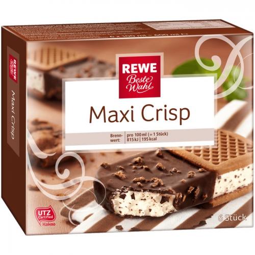 Maxi Crisp - Eisschnitten, April 2017