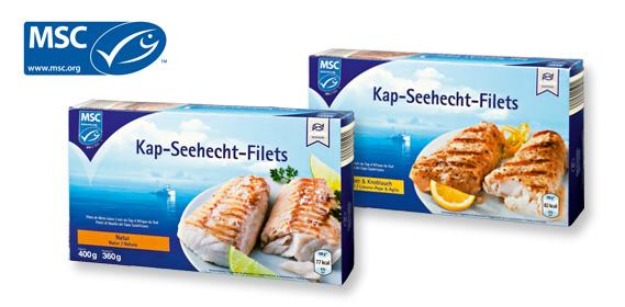 MSC Kap-Seehecht-Filets, April 2012