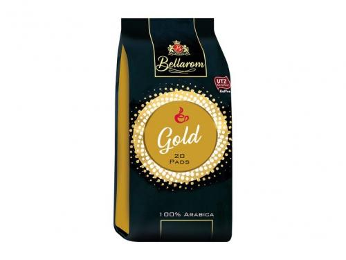 Kaffeepads Caffe Gold, Januar 2017