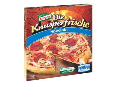 Pizza Die Knusperfrische, Speciale, November 2012