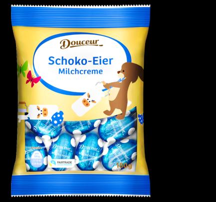 Gefüllte Schokoladeneier, M�rz 2018