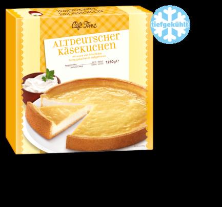 Altdeutscher Käsekuchen, M�rz 2018