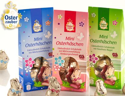 Mini-Osterhäschen, M�rz 2014