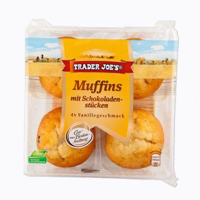 Muffins, Oktober 2012