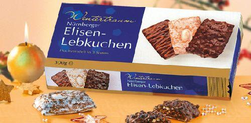 Nürnberger Elisen-Lebkuchen, Oktober 2007