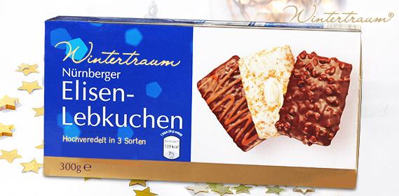 Nürnberger Elisen-Lebkuchen, Oktober 2010