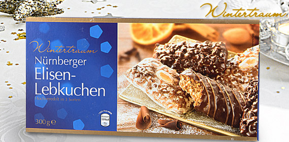 Nürnberger Elisen-Lebkuchen, Oktober 2011