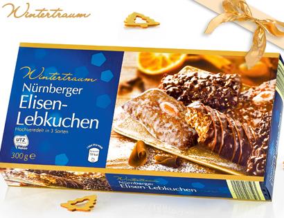 Nürnberger Elisen-Lebkuchen, Oktober 2013