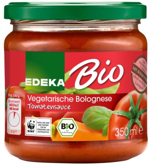 Vegetarische Bolognesesauce, Januar 2018