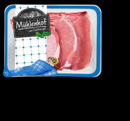 Schweine-Stielkotelett, Oktober 2016
