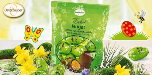Nugat-Eier, Februar 2008