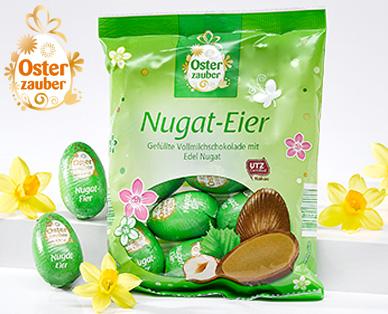 Nugat-Eier, Februar 2015