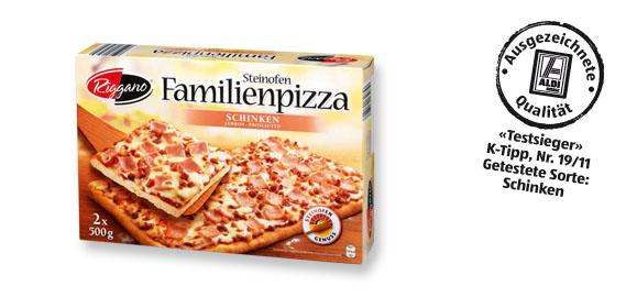 Familienpizza, M�rz 2012