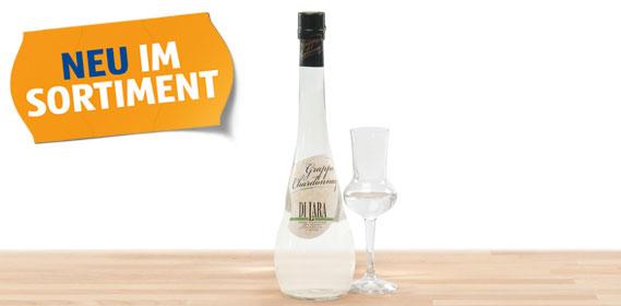 Grappa di Chardonnay, M�rz 2012