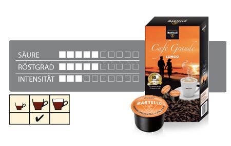 MARTELLO-CAFÉ Kaffee-Kapsel von ALDI Schweiz