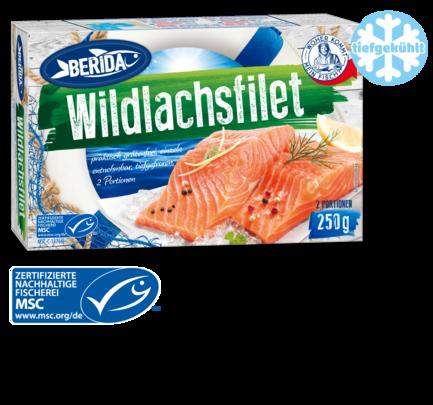 Wildlachsfilet, November 2017