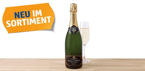 Champagne, M�rz 2012