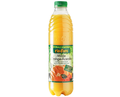 Orangensaft (PET), Oktober 2016