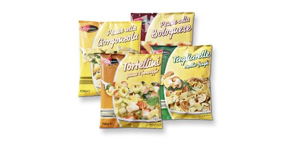 Pastaspezialitäten, M�rz 2012