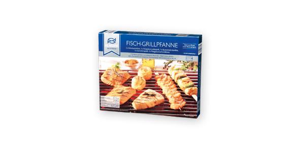 Fisch-Grillpfanne, M�rz 2012