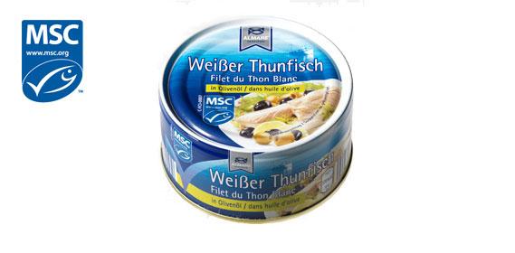 MSC Weisser Thunfisch, M�rz 2012