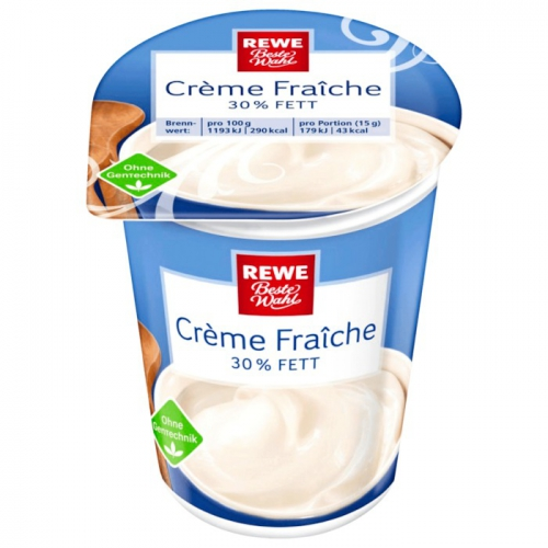 Crème Fraîche, November 2017