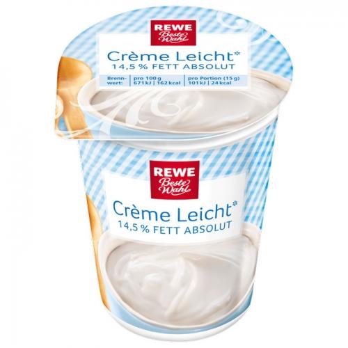 Crème Leicht, November 2017
