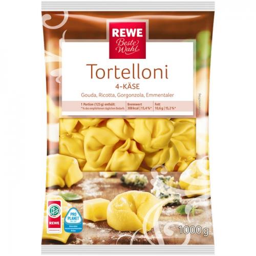 Tortelloni 4-Käse, M�rz 2017