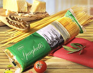 Penne, Spaghetti oder Fusilli, Oktober 2007